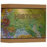History Binder by David M. Bandler