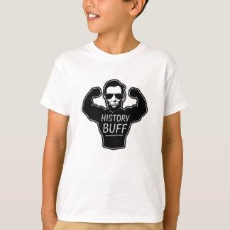 History buff funny boys shirt