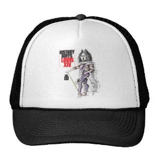 history buffs trucker hat