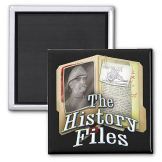 History Files magnet