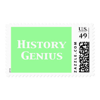 History Genius Gifts Stamps