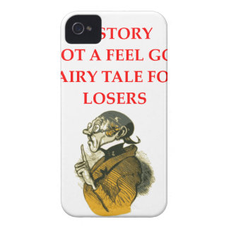 HISTORY iPhone 4 CASE
