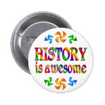 History is Awesome Pins