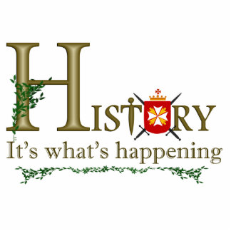 History Its what's happening Statuette