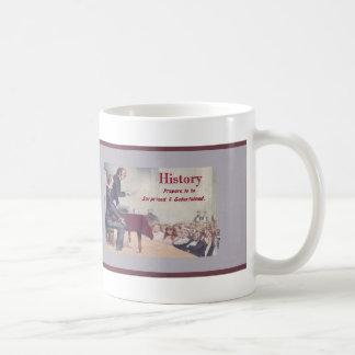 History Lecture Coffee Mug
