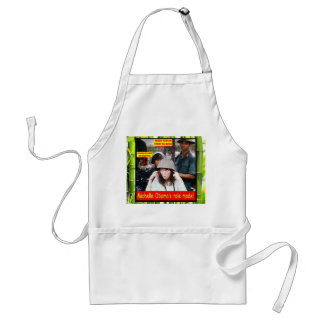 HISTORY LESSON FOR YOUNG AMERICANS ADULT APRON