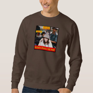 HISTORY LESSON FOR YOUNG AMERICANS SWEATSHIRT