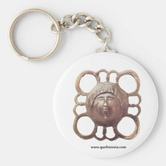 History lies down Official of the Magazine WHAT Keychain