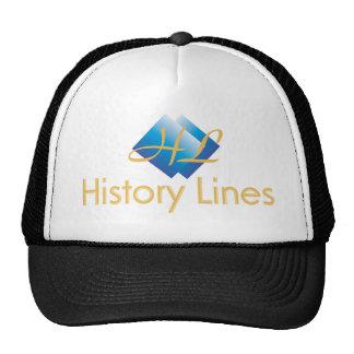 History Lines - Official Gear Trucker Hat
