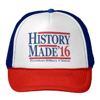 History Made 2016 Trucker Hat