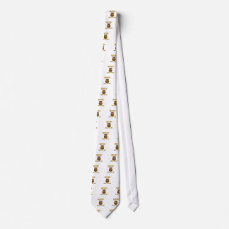 History Makes You Wise Neck Tie