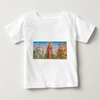 History Mosaic by Frederick Dielman T-shirt