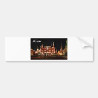 history-museum-kremlin-night-view-wide-full---.JPG Bumper Sticker