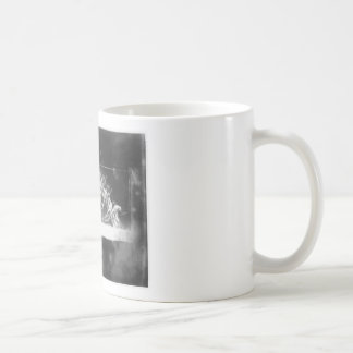 History of a Jump Vintage Daguerre Photo Mugs