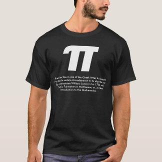 History of Pi T-Shirt