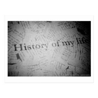 History of postcard