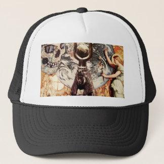 history of religious ideas trucker hat