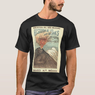 History of the Two Volcanoes: Heart of Fire and So T-Shirt