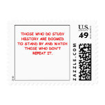 history postage stamps