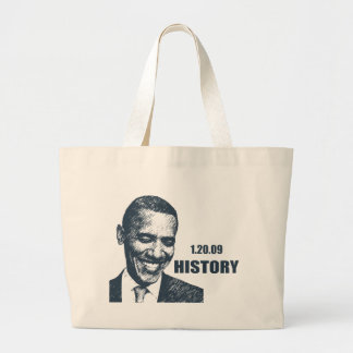 HISTORY - President Obama Inauguration Bags
