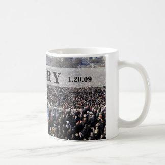 HISTORY: President Obama Inauguration Coffee Mugs
