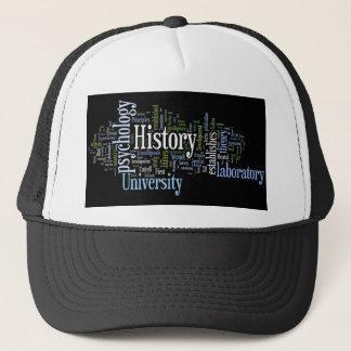 History & Psychology Wordscramble Trucker Hat