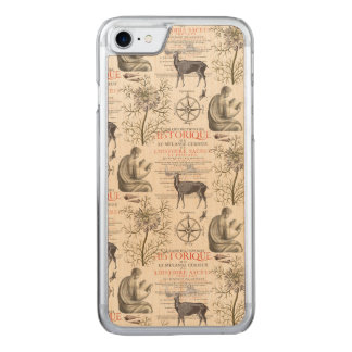 History - Quest for Knowledge Carved iPhone 7 Case