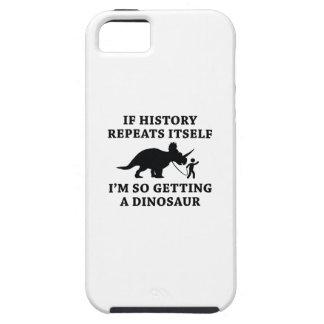 History Repeats iPhone SE/5/5s Case