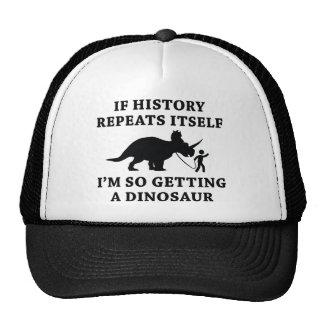 History Repeats Trucker Hat