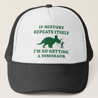 History Repeats Trucker Hat