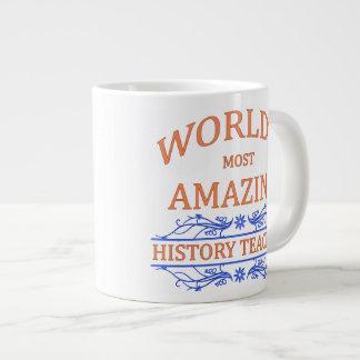 History Teacher 20 Oz Large Ceramic Coffee Mug