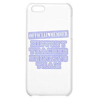 History Teacher Drinking Team Cover For iPhone 5C