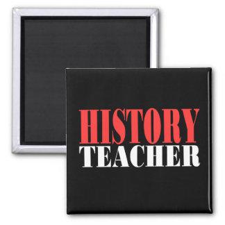 History Teacher Fridge Magnets