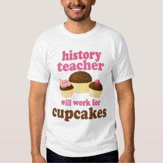 History Teacher (Funny) Gift T Shirt