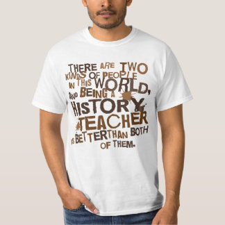 History Teacher Gift Shirt