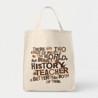 History Teacher Gift Tote Bag