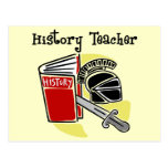 History Teacher Gifts Postcard