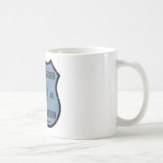 History Teacher Obama Nation Classic White Coffee Mug