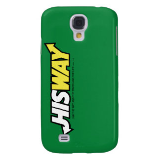 HISWAY Logo Galaxy S4 Case
