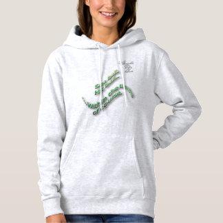 hit ball tennis Hooded Sweatshirt