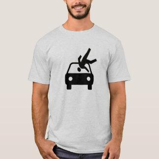 Hit By Car Shirt