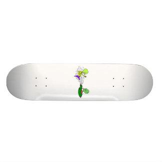 Hit & Fly UFO driver Custom Skate Board