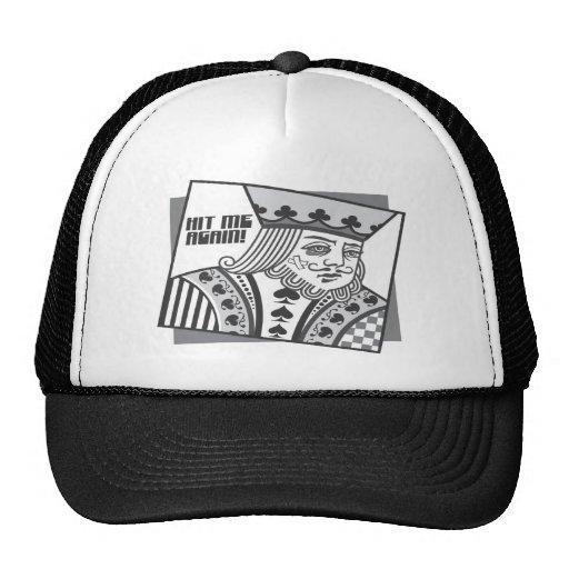 Hit Me Again Trucker Hat