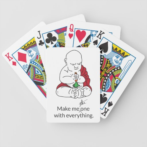 Hit Me! Bicycle Playing Cards