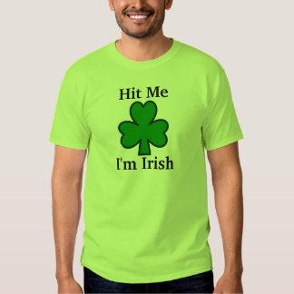 Hit Me, I'm Irish Shirt