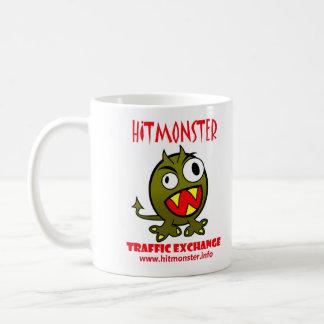 Hit Monster Logo Mug
