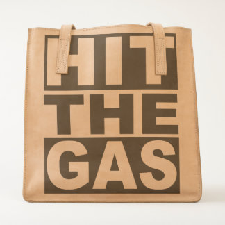 Hit the Gas Tote