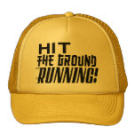 Hit the Ground RUNNING! Mesh Hat