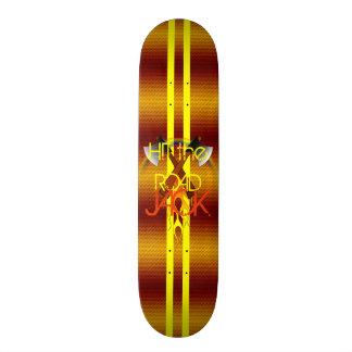 Hit the Rad Skateboard