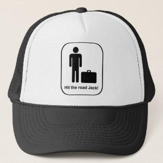 Hit the Road Jack Trucker Hat
